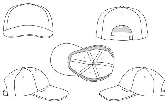 Design Templates@Share on hatdesign template_petal